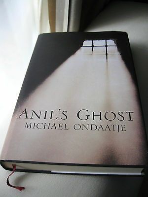 anil s ghost Community-based reading initiatives are a growing trend across the country, and we're pleased to support these programs with a wide range of resources.