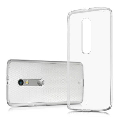 TPU Silicone Crystal Case for Motorola Moto X Play