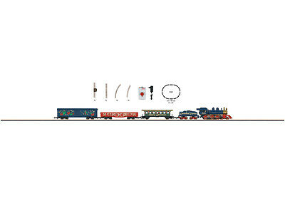 Märklin 81846 Z Gauge Startset Christmas market 120 Volt for USA # in #