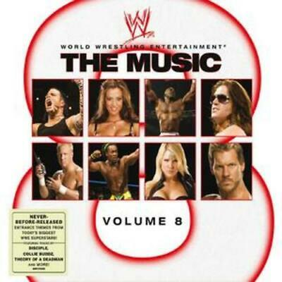 Various Artists : Wwe the Music: Vol. 8 CD (2008) Expertly Refurbished Product