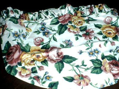 Longaberger Fabric Bow - Garden Splendor