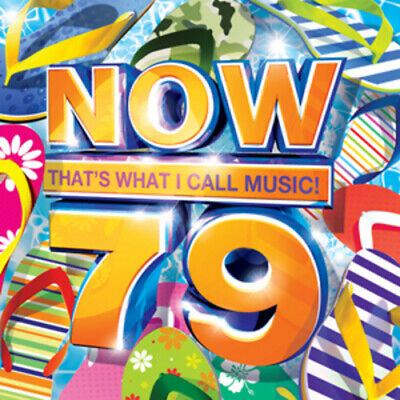 Various Artists : Now That's What I Call Music! 79 CD 2 discs (2011) Great Value