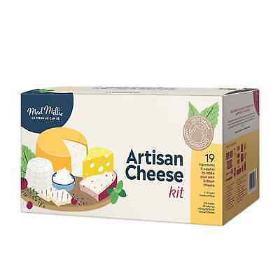 NEW Mad Millie Artisan Cheese Kit (RRP $190)