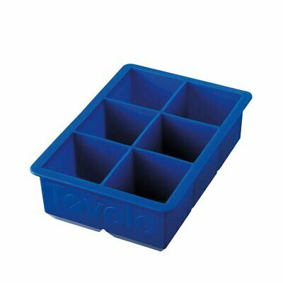NEW Tovolo King Cube Ice Trays Blue