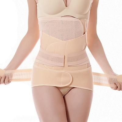 3In1 Elastic Postpartum Postnatal Recoery Support Girdle Belt Maternity