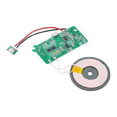 Qi Wireless Charger PCBA Circuit Board With Coil Wireless Charging DIY KL