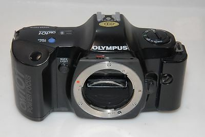Olympus OM101 OM 101 in TOP condition with Manual Control well-kept good