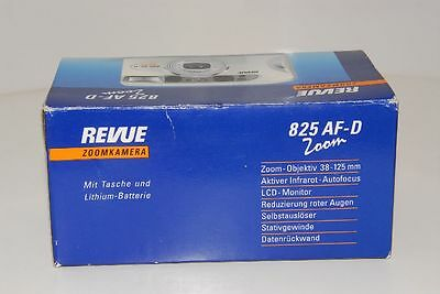 Revue Zoom 825 AF-D 35mm Compact camera in very good Condition