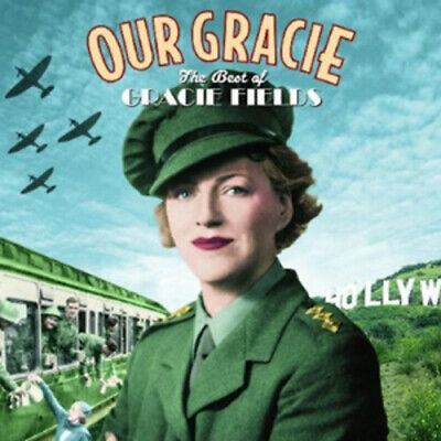 Gracie Fields : Our Gracie: The Best of Gracie Fields CD (2010) Amazing Value