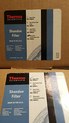 New Thermo Scientific Shandon Filter 9990612 Fedex Shipping