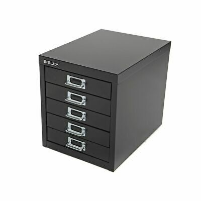 Bisley Cabinet 5 Drawer