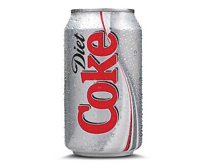 Coca Cola Diet Coke Cans 330ml Pack of 24