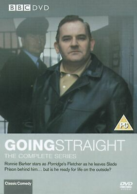 Going Straight: The Complete Series [DVD]