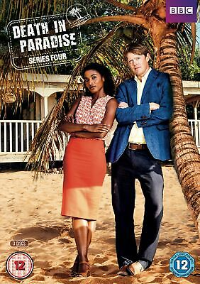 Death in Paradise: Series 4 [DVD]