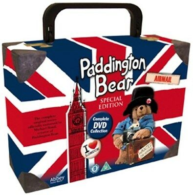 Paddington Bear: The Complete Collection (Special Edition Box Set) [DVD]