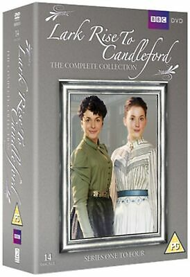 Lark Rise to Candleford: Series 1-4 (Box Set) [DVD]