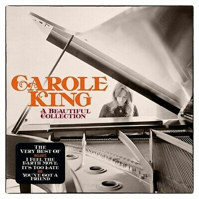 A Beautiful Collection: The Very Best of Carole King - Carole King (Album) [CD]