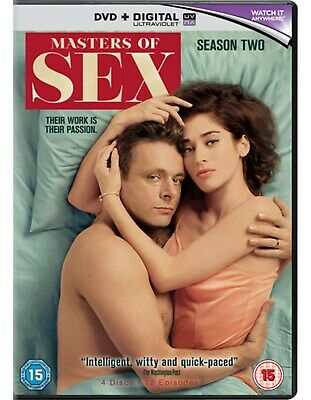 Masters of Sex: Season 2 (with UltraViolet Copy) [DVD]