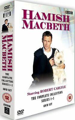 Hamish Macbeth: The Complete Series (Box Set) [DVD]
