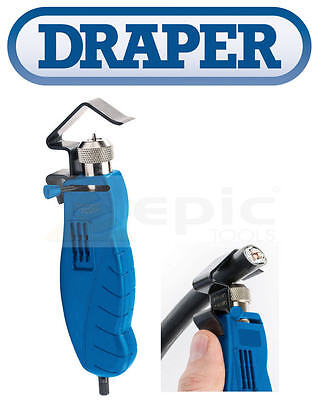 Draper Expert Cable Sheath Stripper Strips Cables/Wire Electricians Tool 64333