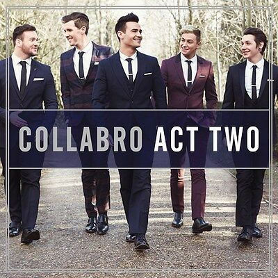 Act Two - Collabro (Album) [CD]