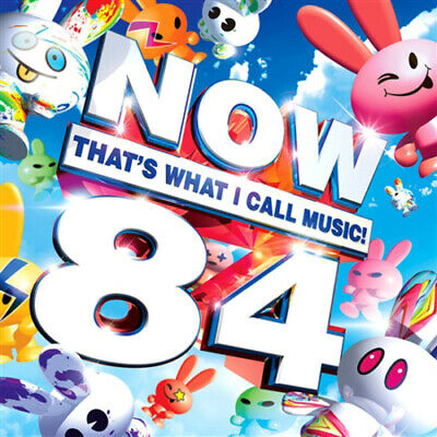 Various Artists : Now That's What I Call Music! 84 CD (2013)