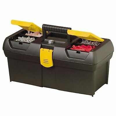 Stanley STST13011 12.5-Inch Toolbox Stanley small parts storage accessible STN