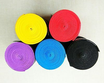 Hot 10X Sweat-Absorbing stretchy Tennis Squash Racquet Band Grip Wrap Overgrip