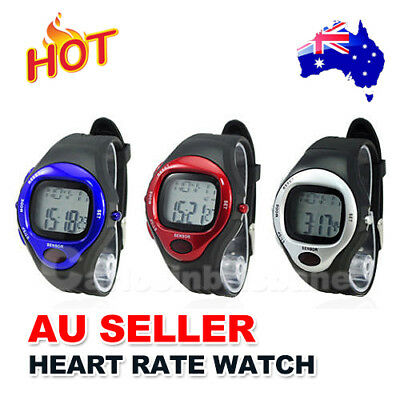 Brand New Pulse Heart Rate Counter Calories Monitor Watch Sport High quality