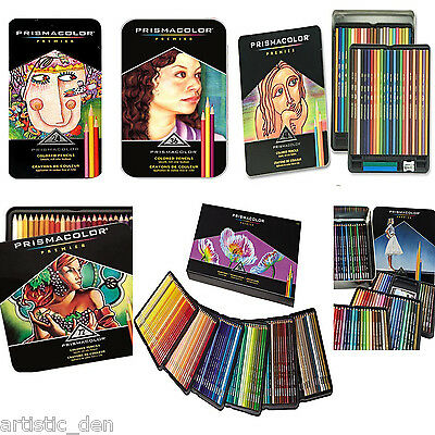 Prismacolor Premier Coloured Pencil Set Genuine Prismacolour Pencil Sets