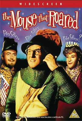 The mouse that roared original quad film poster 1959 peter sellers the mouse that roared dvd publicscrutiny Image collections
