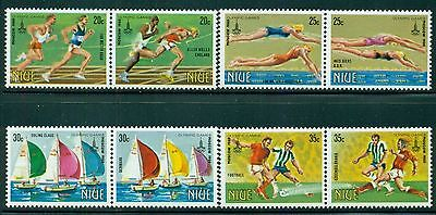 Niue 1980 Olympic Games MNH