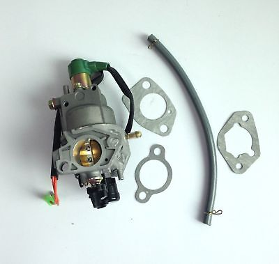Carburetor Carb for Honda Gx390 188F 13hp Generator Engine Solenoid Gasket New