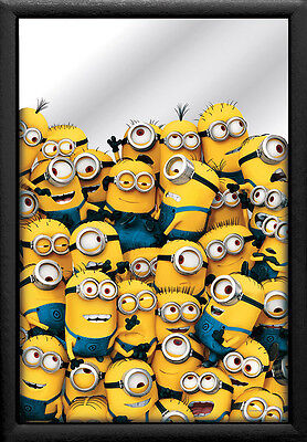 Despicable Me Spiegel Many Minions