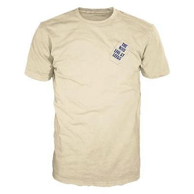 The Who - Live At Leeds Mens Short Sleeve Mens T-Shirt - New & Official In Bag