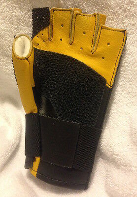 CREEDMOOR OPEN FINGER SHOOTING GLOVE! New Design! NRA/ISSU Competition!