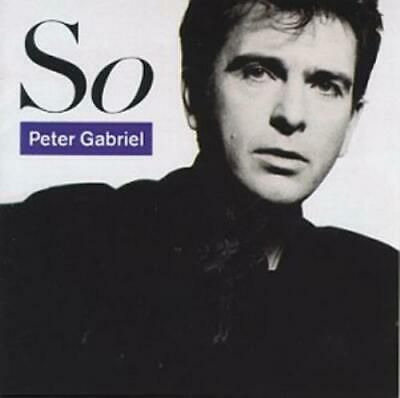 Peter Gabriel : So CD