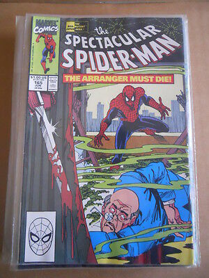 The Spectacular SPIDER MAN n°165 1990 Marvel Comics [SA26]