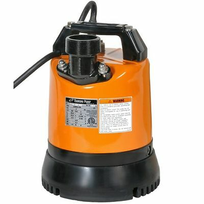 Tsunami Low Level Submersible Water Pump, Pumps Down to 1/4 of an Inch