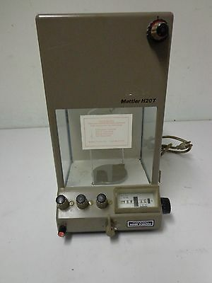 Mettler Instruments H20T Laboratory Balance Scale Analytical Scale FOR PARTS