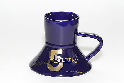 Tumble not  mug  -  Babylon 5 - Tasse NEW ! top Rarität