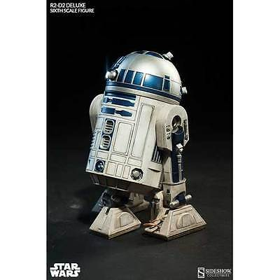 """Star Wars - R2-D2 12"""" Figure NEW Sideshow Collectibles"""