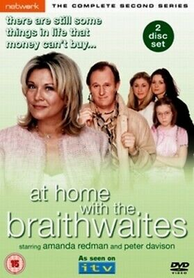 At Home With the Braithwaites: The Complete Second Series DVD (2006) Amanda