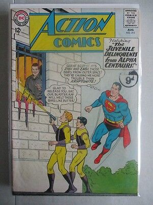 Action Comics Vol. 1 (1938-2011) #315 FN/VF