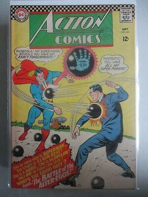 Action Comics Vol. 1 (1938-2011) #341 VF