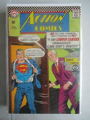 Action Comics Vol. 1 (1938-2011) #345 VF