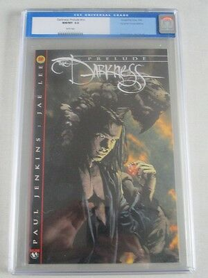 Darkness Prelude 2003 CGC 9.8 White Pages Dynamic Forces Edition