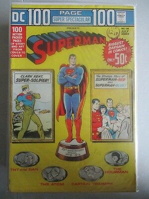 DC 100 Page Super Spectacular (1971-1973) #18 VG