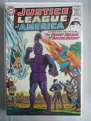 Justice League of America Vol. 1 (1960-1987) #34 VG