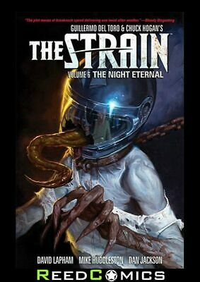 THE STRAIN VOLUME 6 NIGHT ETERNAL GRAPHIC NOVEL New Paperback